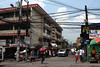 Eusebio Bldg, Levi Panlillio St. Sta Lucia, City of San Fernando - -  lots of fond memories in this place.  (Canon powershot A530)